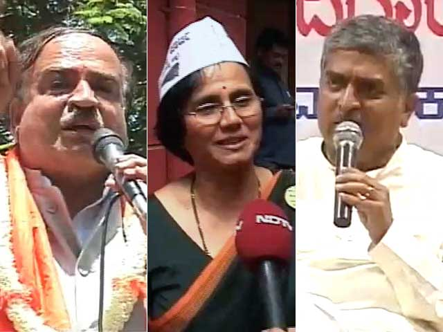 Video : The battle for Bangalore South