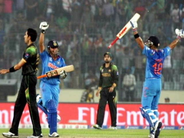 Video : World T20: Kohli, Raina stand helps India avenge Asia Cup defeat vs Pakistan