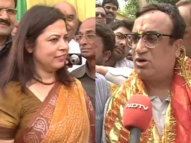 Video : Elections 2014: The battle for New Delhi