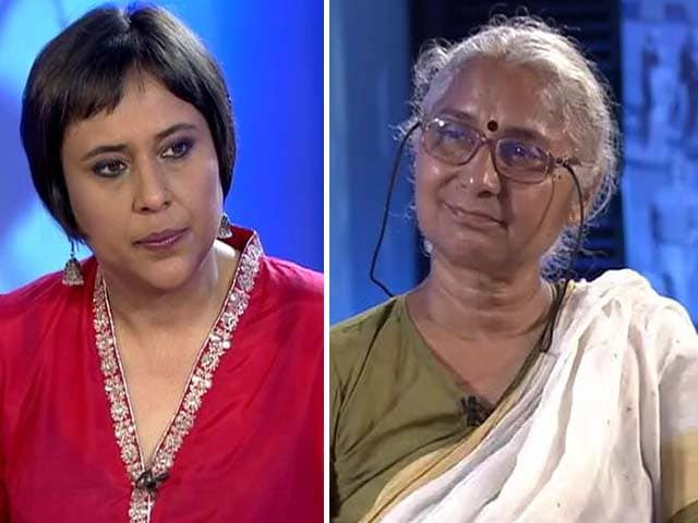 Video : Political Roots with Medha Patkar