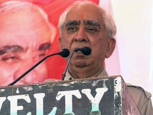 Video : Vasundhara, Rajnath have betrayed me: Jaswant takes on BJP