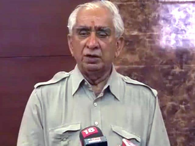 Video : NaMo chant reminds me of 1975: Jaswant Singh