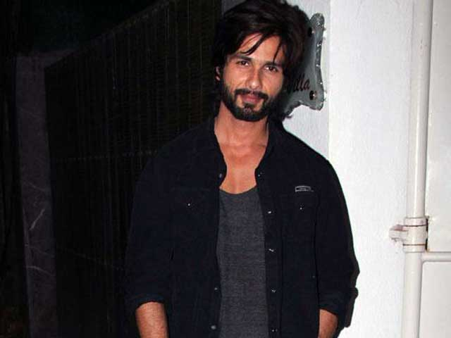 Video : Shahid's perfect match