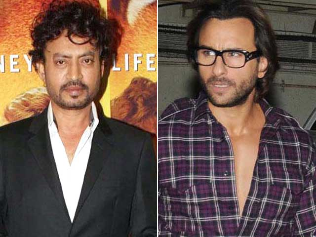 Video : Saif plays the Count, Irrfan romances Deepika