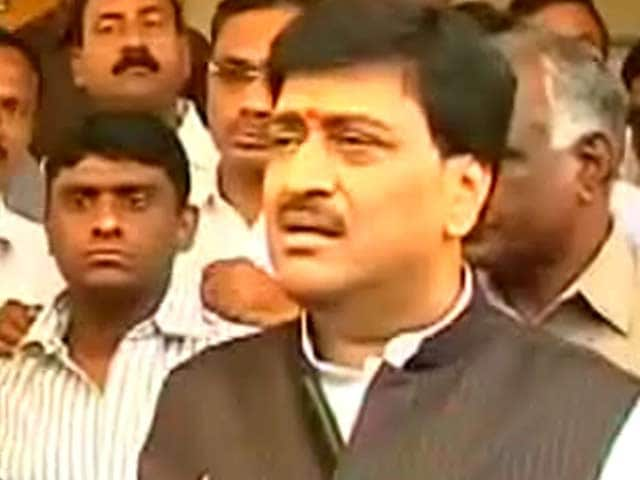 Video : My conscience is clear, I have done no wrong: Ashok Chavan to NDTV
