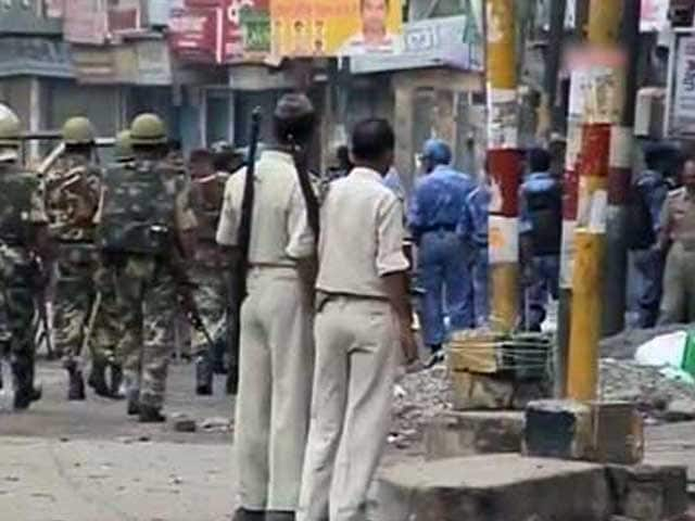 Video : Muzaffarnagar Riots Report Blames Local Officials, Government Gets Clean Chit