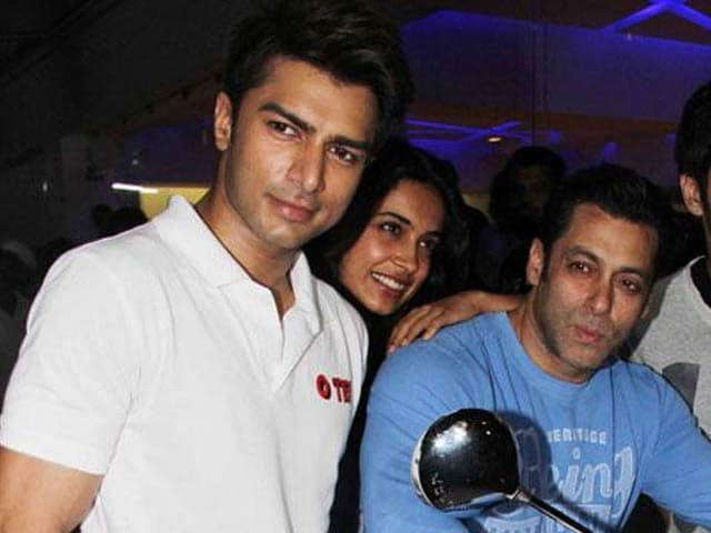 Riding on Salman's fame