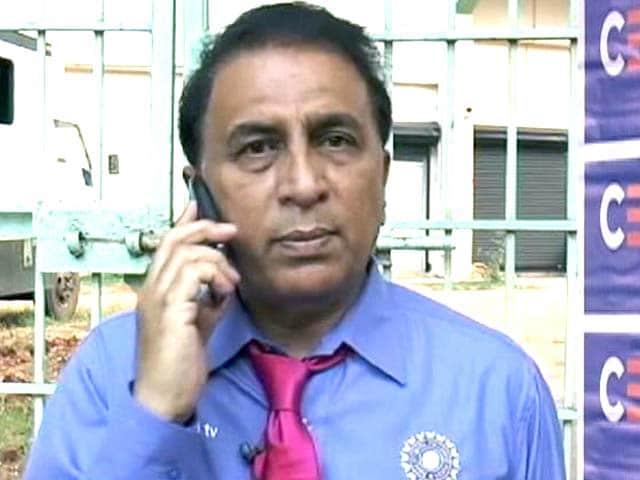 Video : I am ready to take on the challenge: Gavaskar tells NDTV