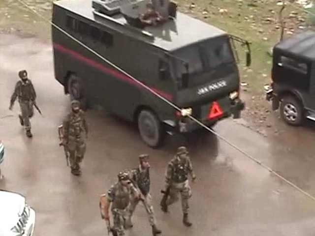 Video : Three militants who attacked an army camp and killed 3 persons in Kathua, J&K, killed