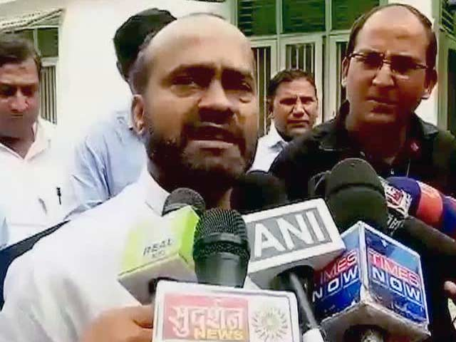 Video : Will quit politics if links to Yasin Bhatkal proved: Sabir Ali