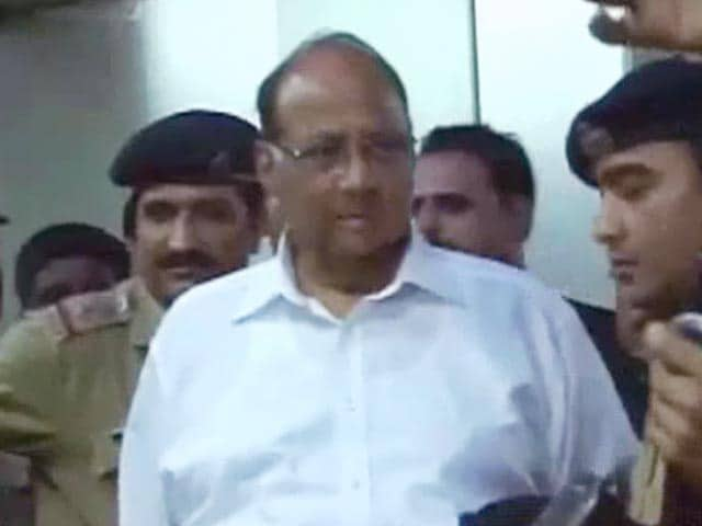 Videos : भाजपा होगी सबसे बड़ी पार्टी, कांग्रेस दूसरे नंबर पर : पवार