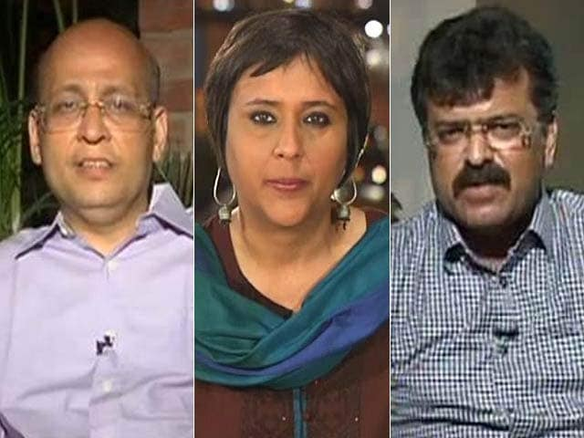 Video : A 'Pawar' shift in 2014?