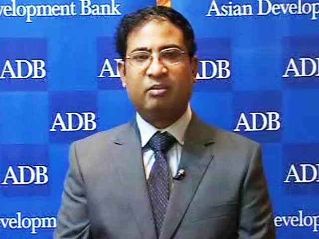 Video : India expected to grow 5.5 per cent in FY15: ADB
