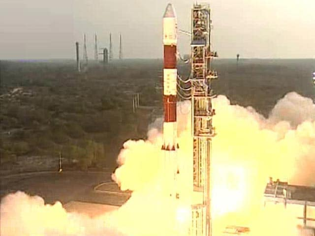 Video : PSLV launches India's second navigation satellite