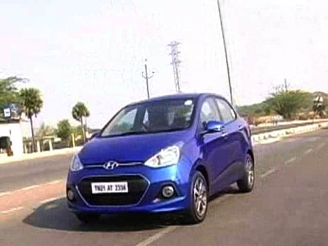 Video : Xcellent, Xciting Hyundai Xcent