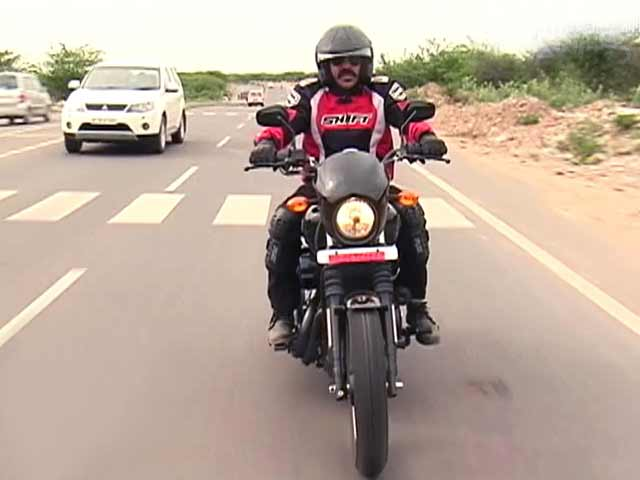 Video : Harley Davidson Street 750 is ready to rumble