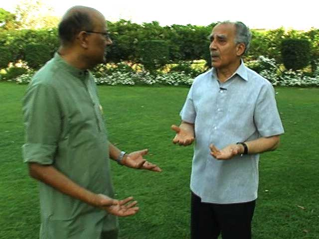 Video : Walk the talk with veteran journalist and former minister Arun Shourie