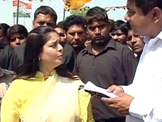Video : चुनावी 'नगमा' मेरठ का...