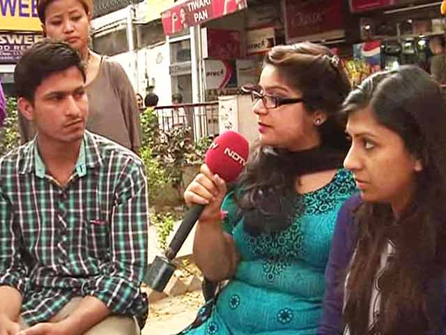 Video : 2014 Delhi: what the youth want