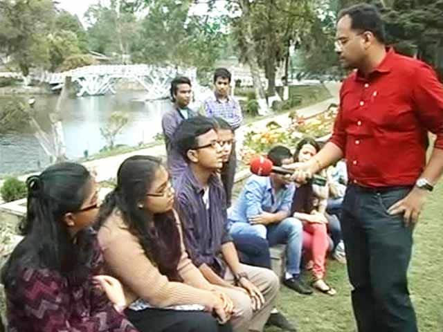 Video : First-time voters in Meghalaya prefer clean candidates
