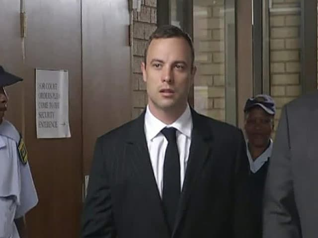 Video : Prosecution claims Pistorius tailored evidence