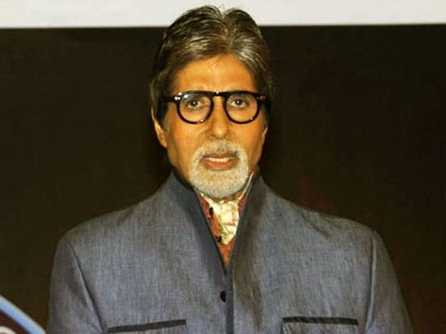 Video : Big B in reality show on television?