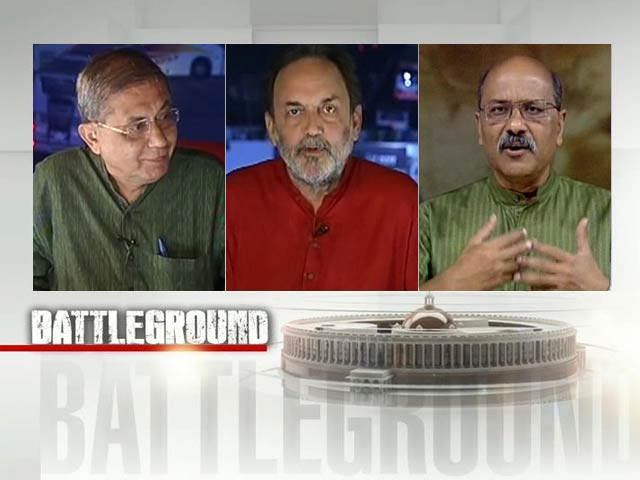 Video : Battleground 2014: results of latest opinion poll with Prannoy Roy