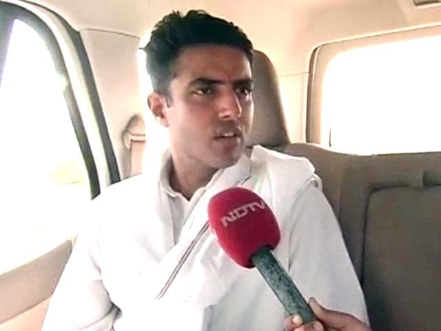 Video : Sachin Pilot: the rise of a young leader