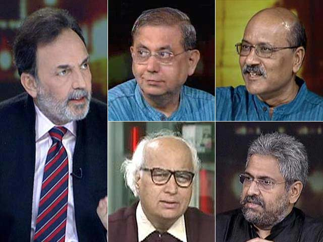 Video : NDTV Opinion Poll: BJP and allies cross 272 mark