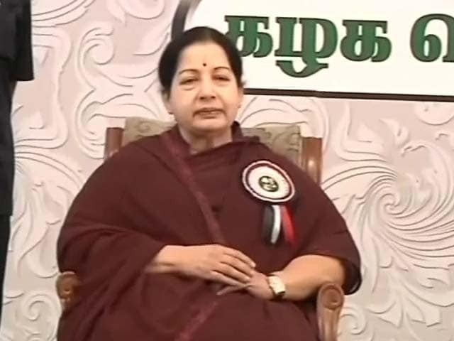 Video : NDTV opinion poll: Jayalalithaa to be dominant player but DMK makes gains
