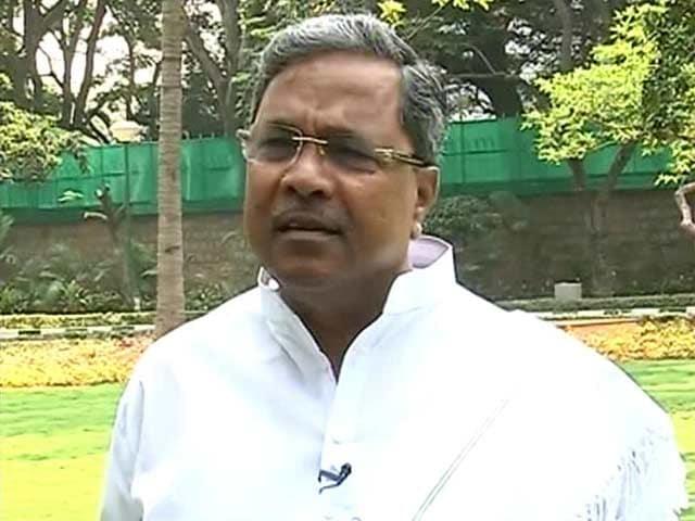 Video : NDTV opinion poll: Karnataka to bring some cheer to Congress