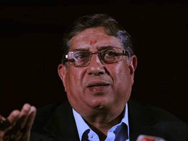 Video : Srinivasan named in spot-fixing report: Supreme Court