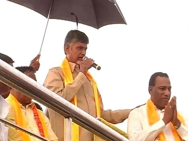Video : Chandrababu Naidu and BJP alliance appears increasingly fragile
