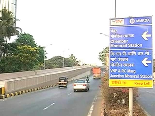 Video : 'World's most delayed road' opens days before elections in Mumbai