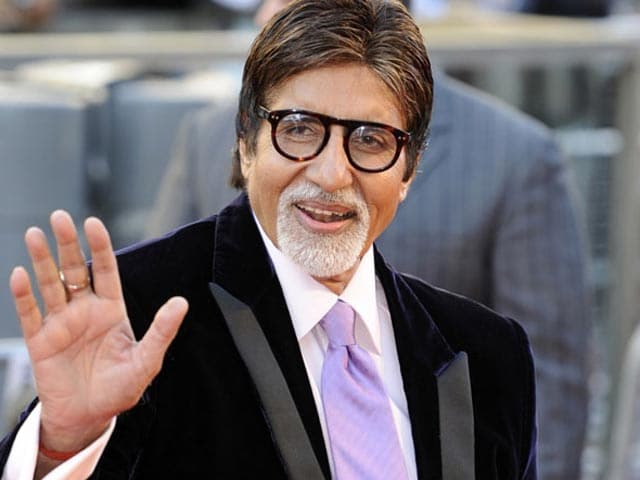 Big B to go 102 Not Out