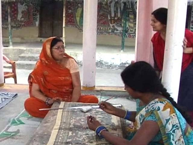 Video : Art Matters: A vote for Madhubani