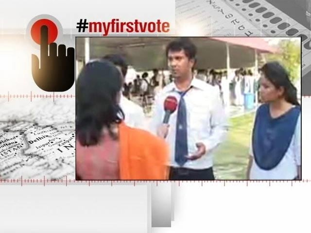 Video : Young voters: travelling home to vote