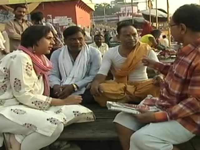 Video : Watch: A political journey in Varanasi, a constituency the world is watching