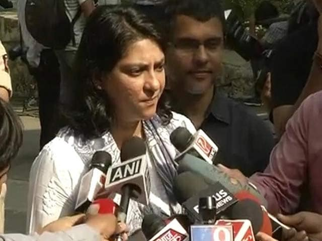 Video : Voting is the biggest activism: Priya Dutt