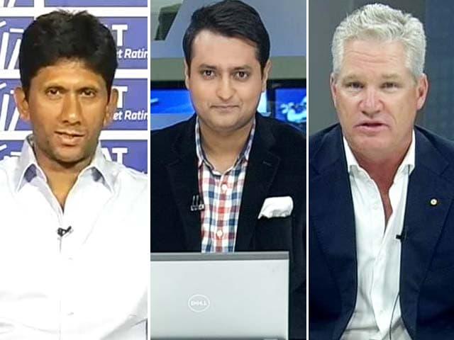 Video : Mumbai's fielding will be a liability against Chennai: Venkatesh Prasad