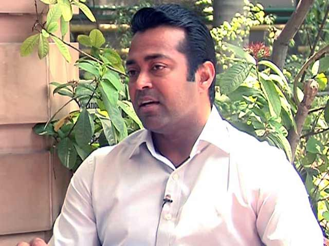 Video : Extremely fortunate to get love and honour: Paes to NDTV after receiving Padma Bhushan