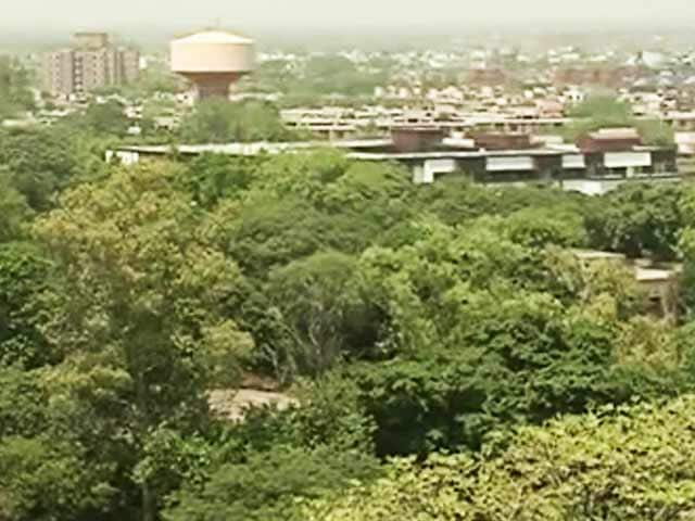 Video : Property It's Hot: Delhi's green secrets