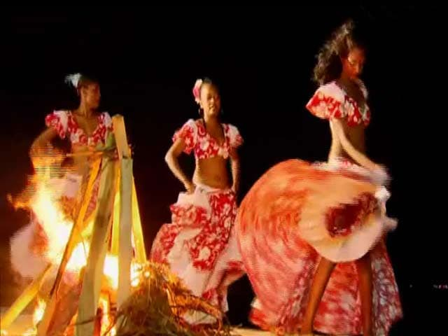 Video : Experience Sega, the national dance and musical form of Mauritius