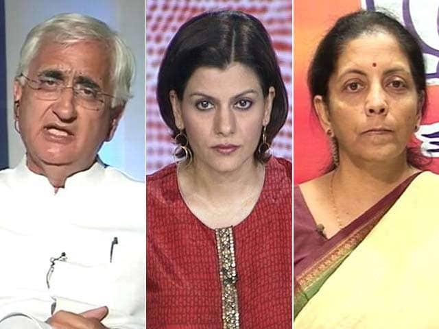 Video : Watch: Has Priyanka overshadowed Rahul Gandhi?