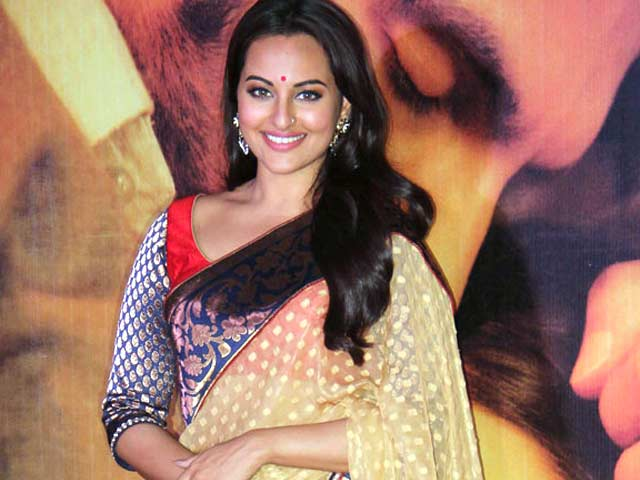 Is Sonakshi part of Rajinikanth's Rana?