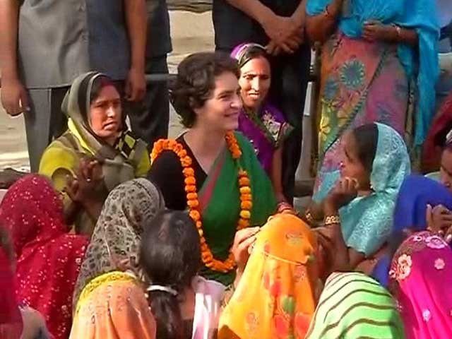 Video : Watch: In Rahul Gandhi's Constituency, They Say Priyanka is Better
