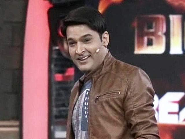 Video : Kapil Sharma's tweet triggers political battle