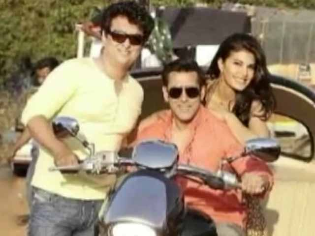 Video : Salman Khan to shoot nonstop to finish <i>Kick</i>