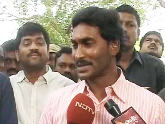 Video : 'Will Make a Clean Sweep', Says Jagan Reddy as Seemandhra Votes