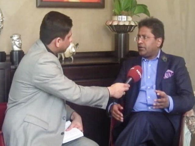 Video : Lalit Modi Lashes Out at BCCI for Suspending Rajasthan Cricket Association